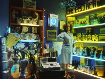 art department services London McEwans 1991 Produktion