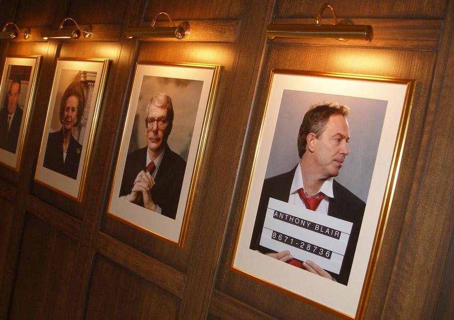 The Trials Of Tony Blair