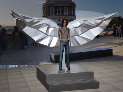 production designer London Wings 2018 Private Drama