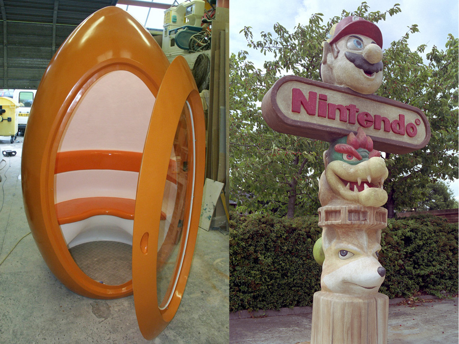 Orange and Nintendo
