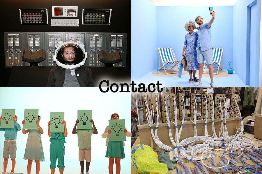 Art Direction London Contact Sky Busuu CBBC National Lottery