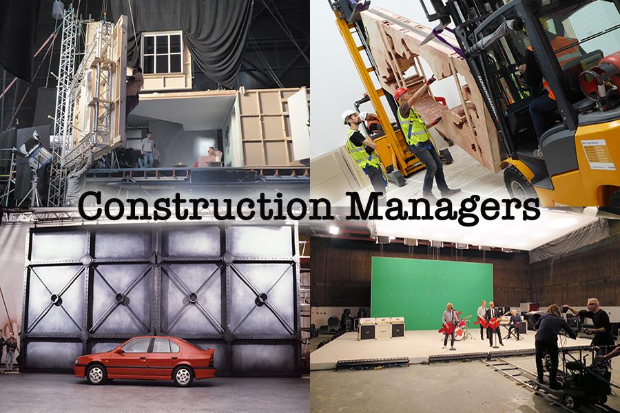 art department east London construction manager LV Dan Colen VW Coles