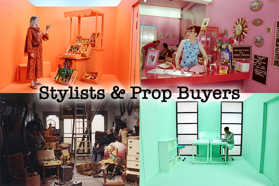 Art Department East London stylists prop buyers Busuu Persil Del Amitri